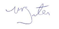 Malcom Butler MD Signature