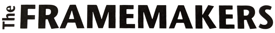 The Framemakers black logo