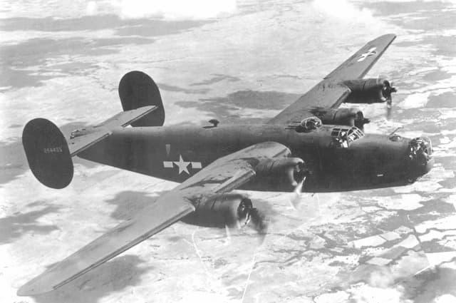 B-24 Liberator bommenwerper