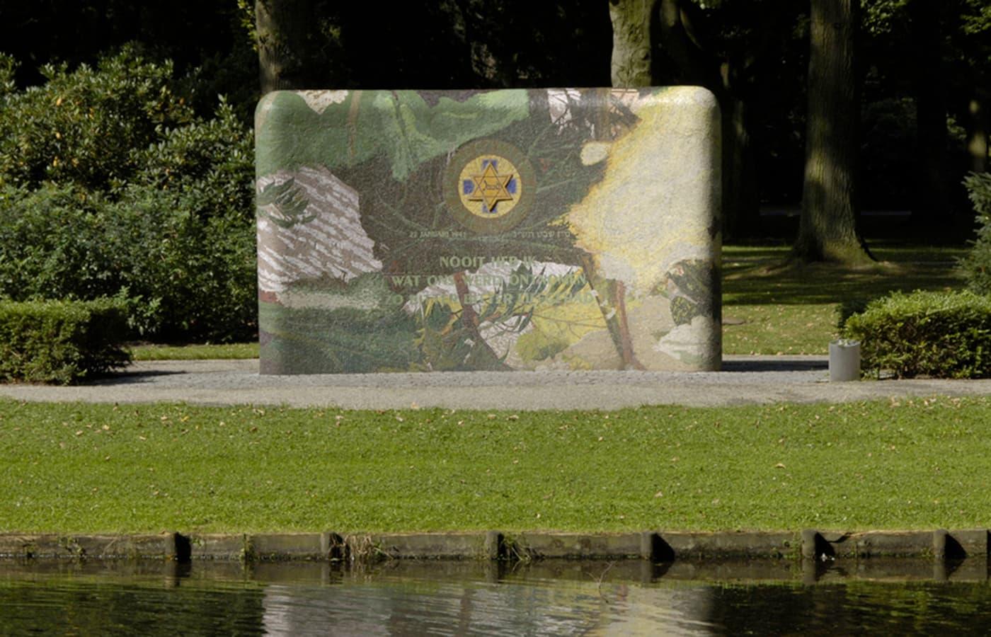 Monument Slachtoffers Apeldoornsche Bosch