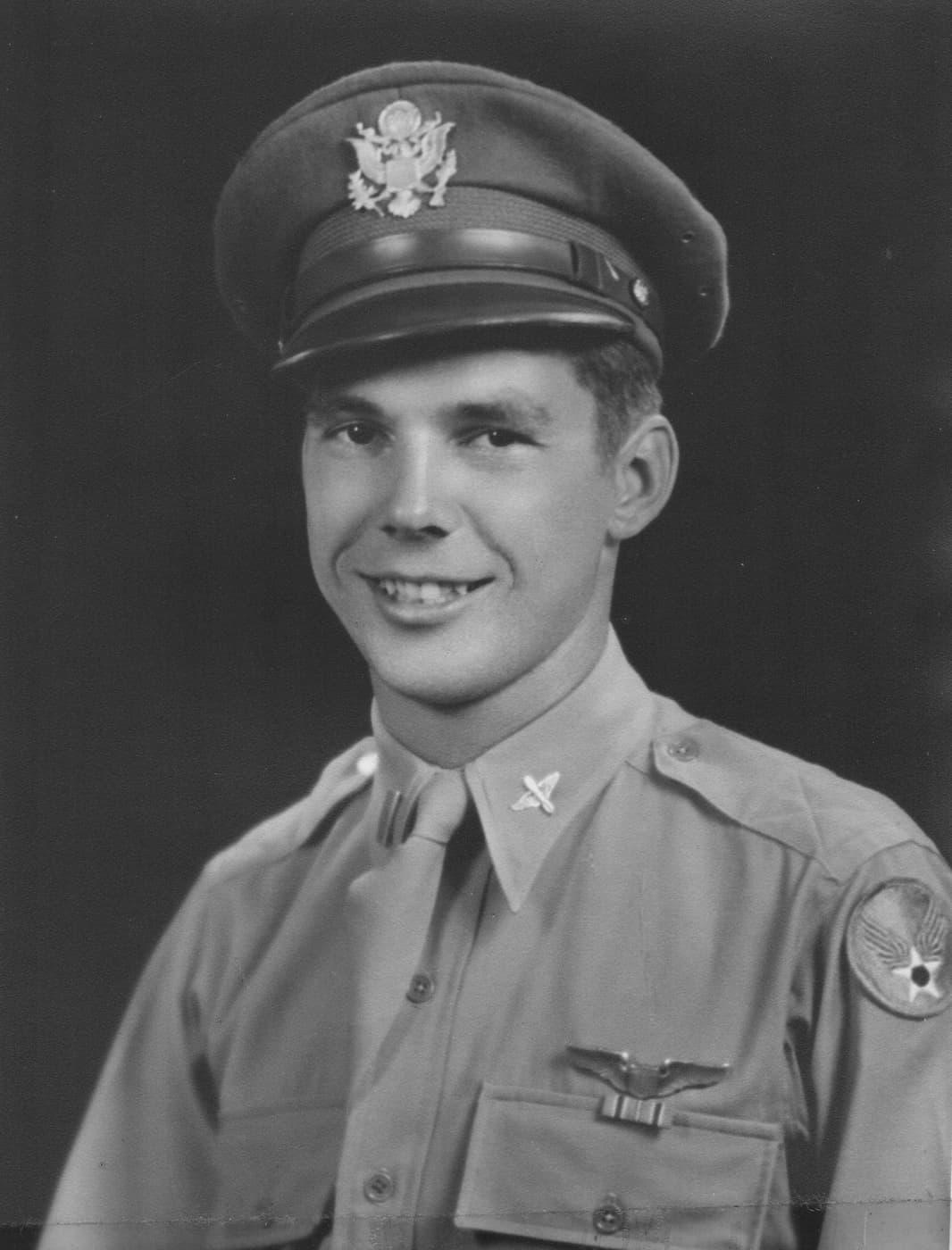 1st Lieutenant Bill Francis Moore