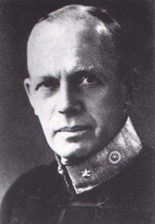 majoor Teding van Berkhout (omstreeks 1939)