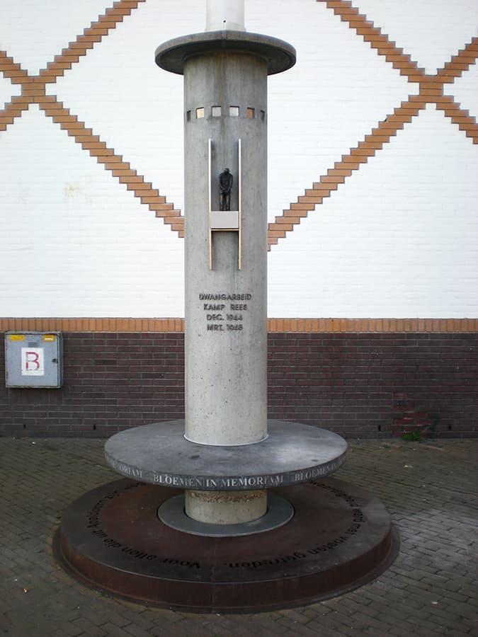 Het gehele monument