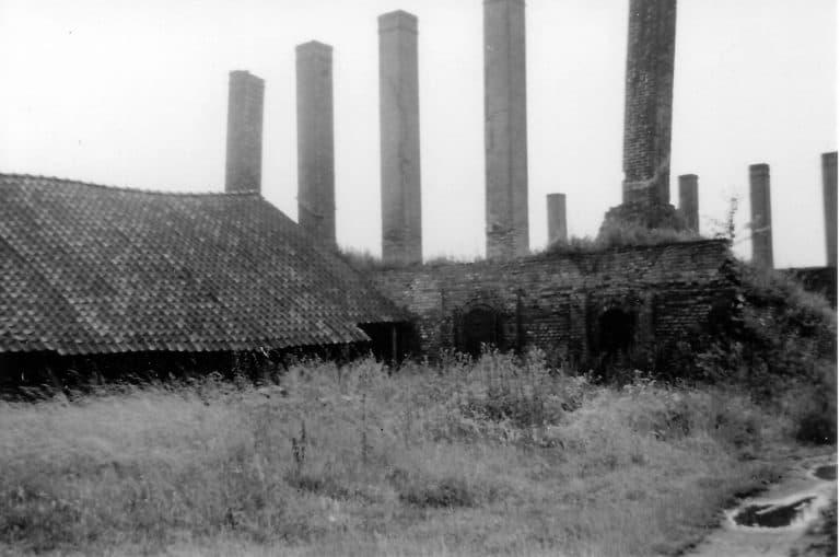 Kamp Rees steenfabriek