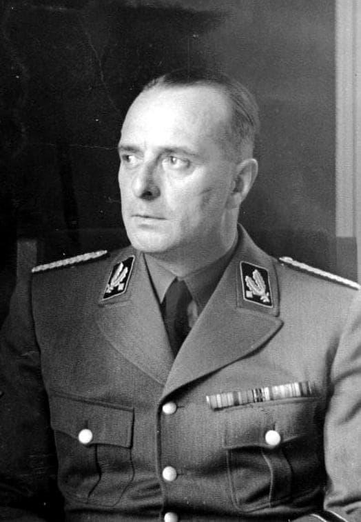 Hanns Albin Rauter (foto: Bundesarchiv)