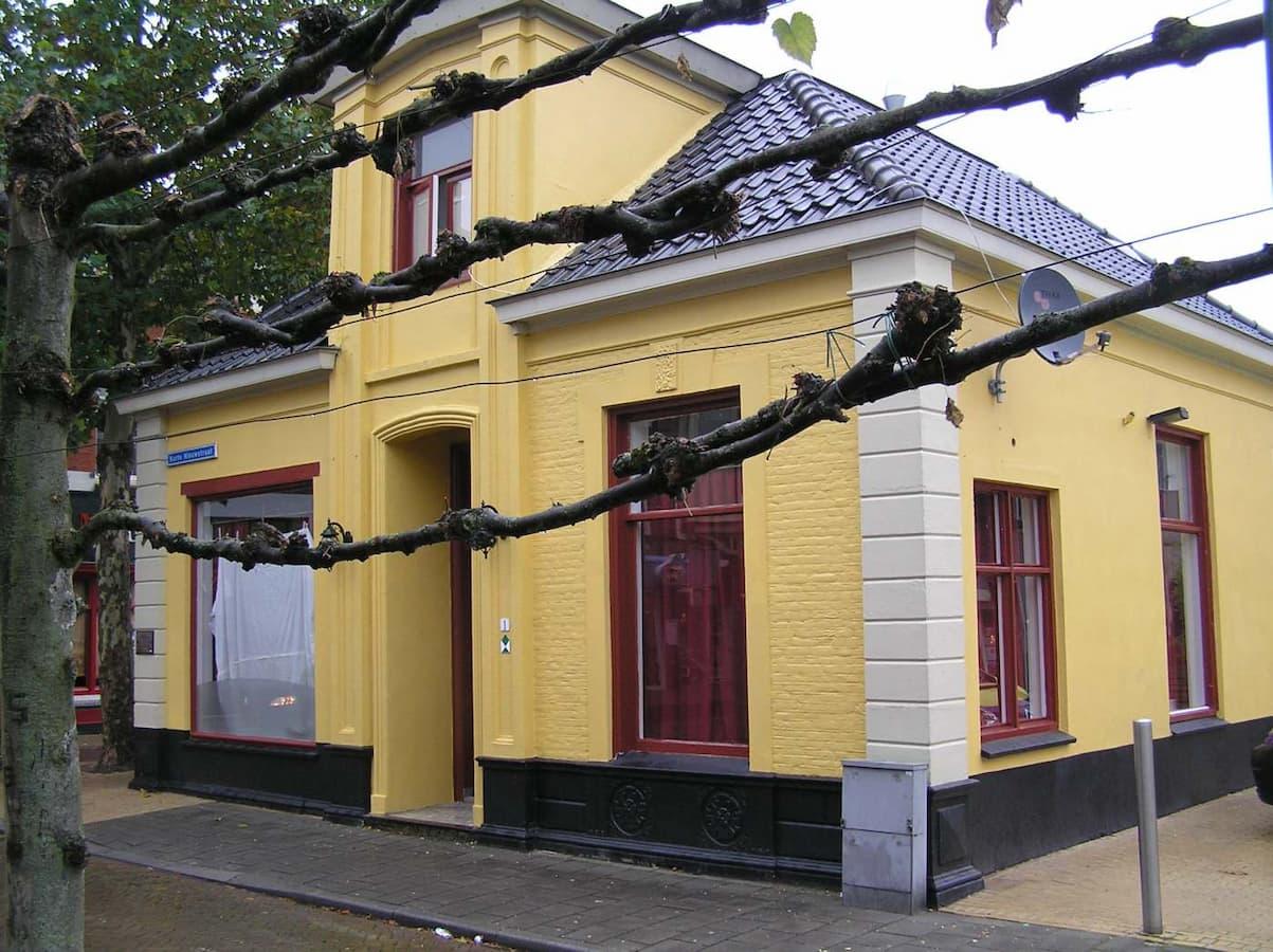 Korte Nieuwstraat 1, anno 2007 (fotoJelle Reitsma)