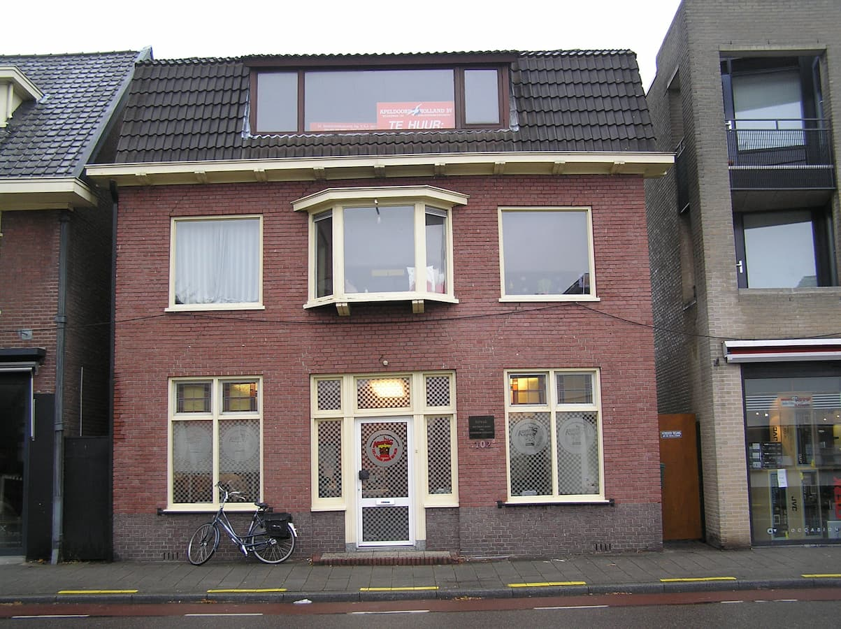 Asselsestraat 102, anno 2007 (foto Jelle Reitsma)