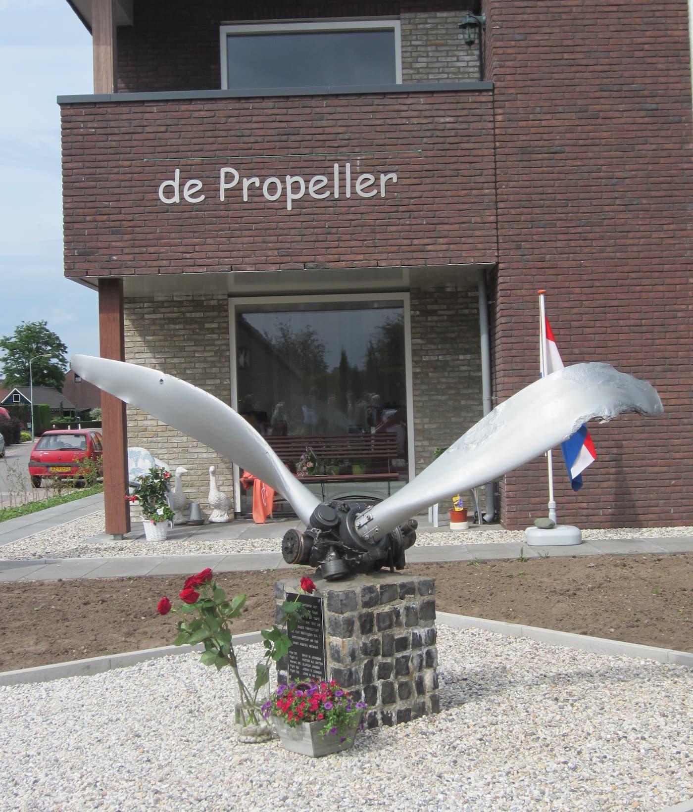 monument (foto: Henk van Vulpen)