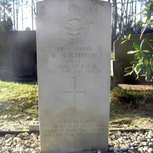 grafsteen Johnson (foto: Jelle Reitsma)