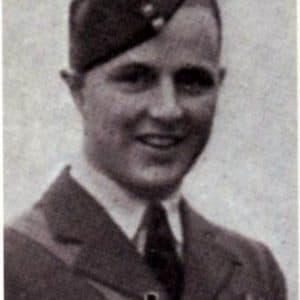 Pilot Officer David Johnson