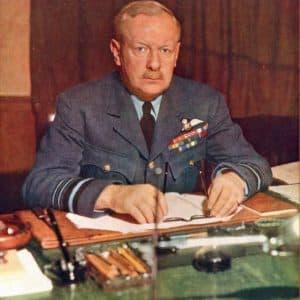 Luchtmaarschalk Sir Arthur Harris
