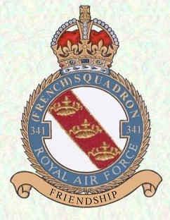 embleem 341 Squadron
