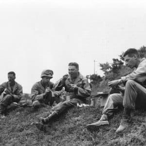 Korea oorlog