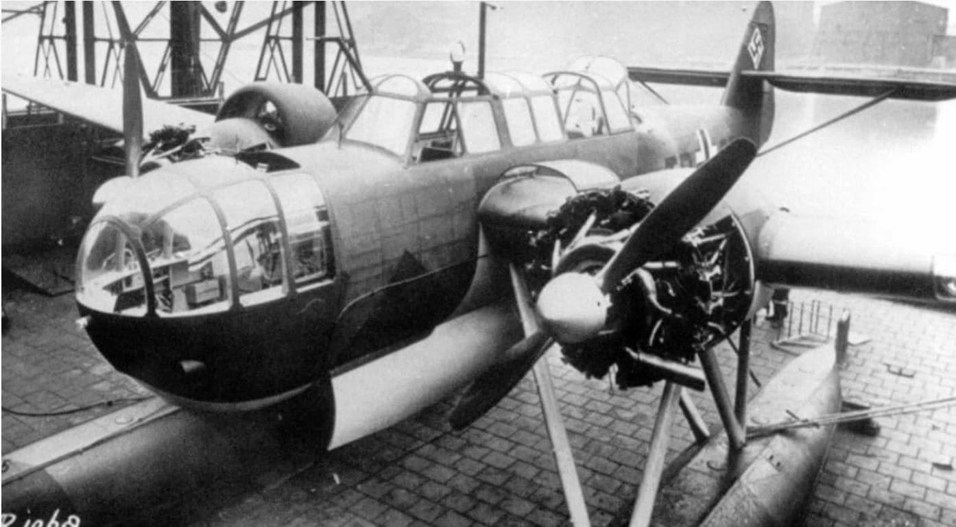 Fokker T8-W