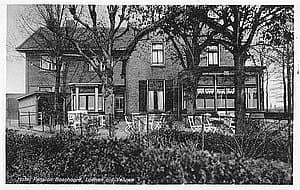 hotel Boschoord anno 1940