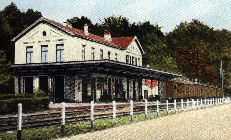 station Het Loo