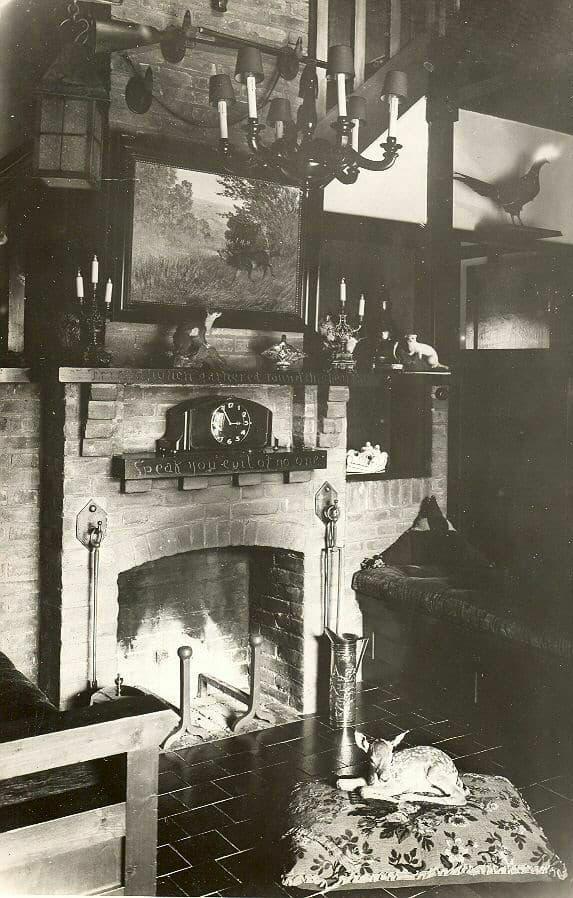 interieur villa (foto Andre Langeslag)