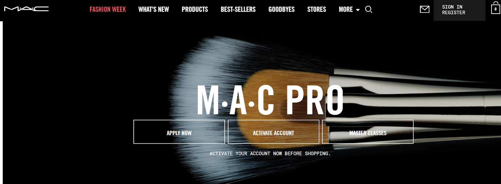 MAC Cosmetics loyalty program - exclusivity makes it an attractive program to join