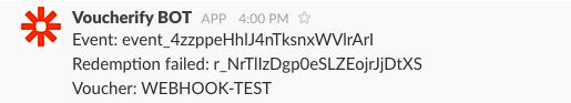 Zapier notifications on Slack