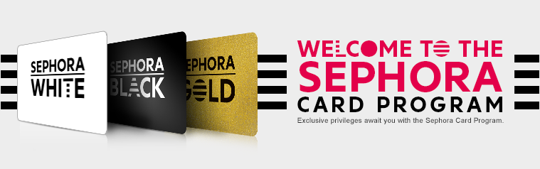 Sephora loyalty program