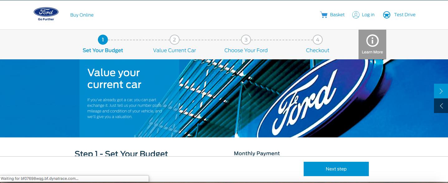 Ford D2C marketing