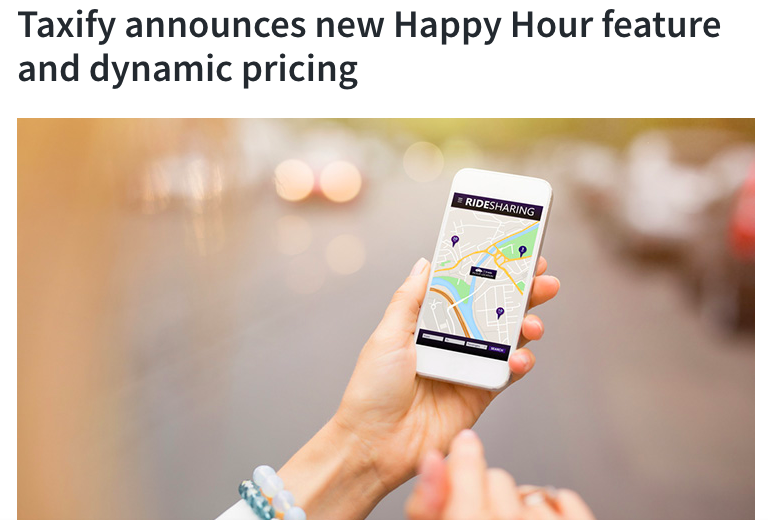 Taxis and Happy Hours