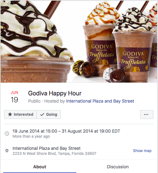 Coffee Happy Hours Campaign
