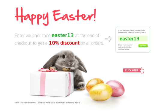 discount coupon generator - holiday vouchers