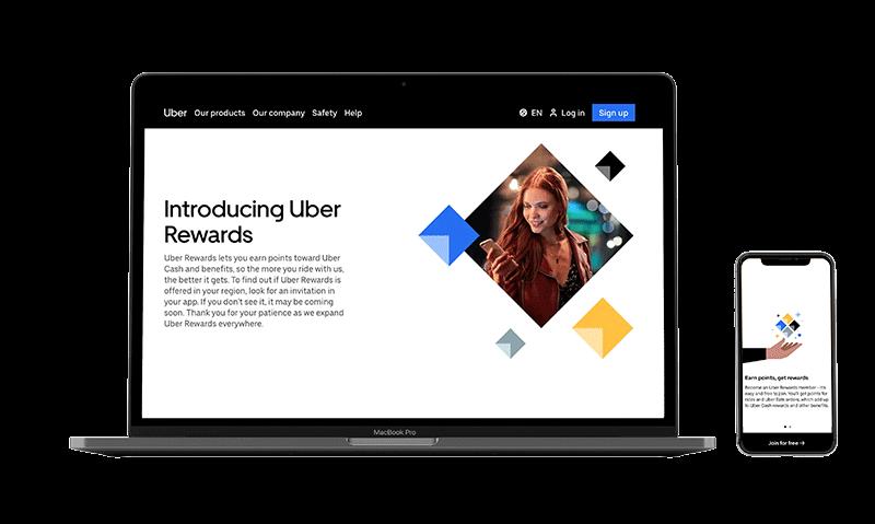 Uber Rewards Loyalty Program