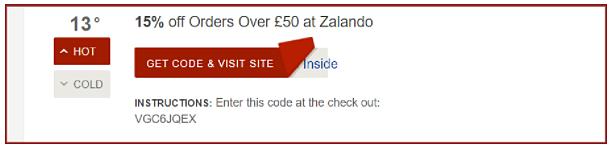 Zalando and incentives