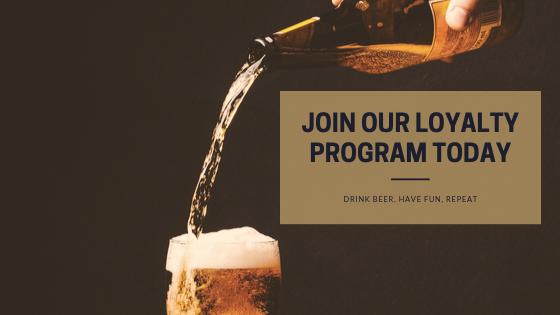 Voucherify loyalty program scenario for a bar
