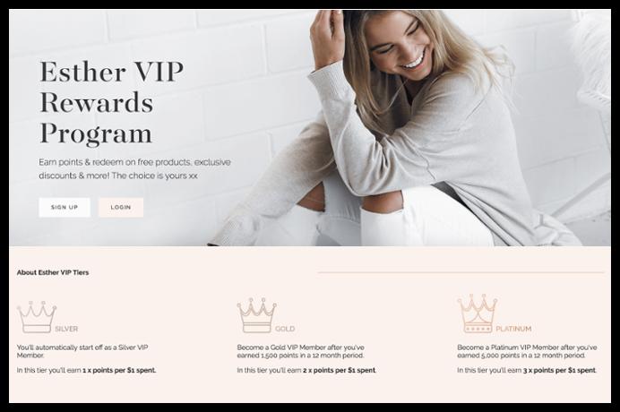 Loyalty Program - Sales Promotion example