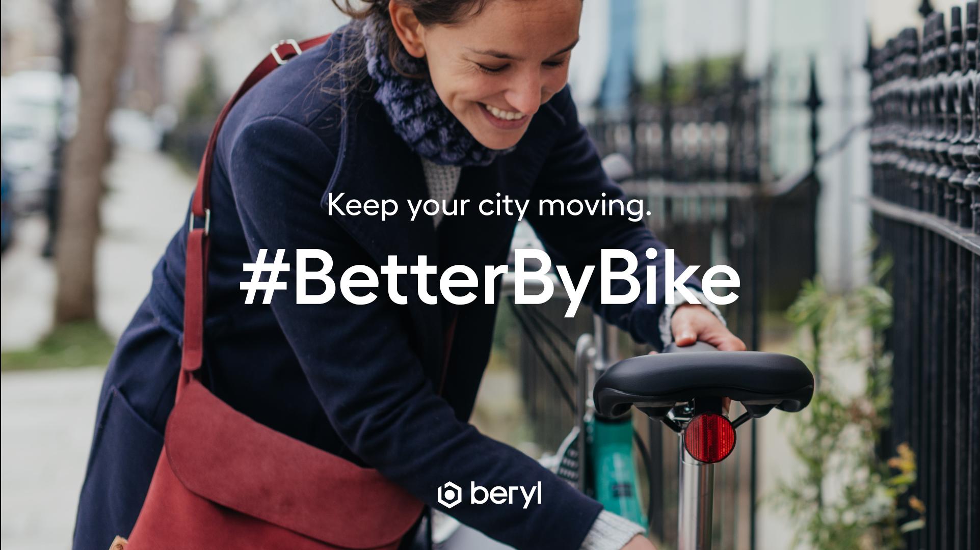 Beryl COVID-19 Marketing Campaign