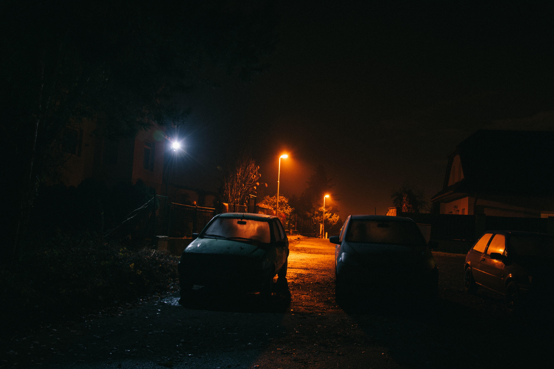 Car night web development