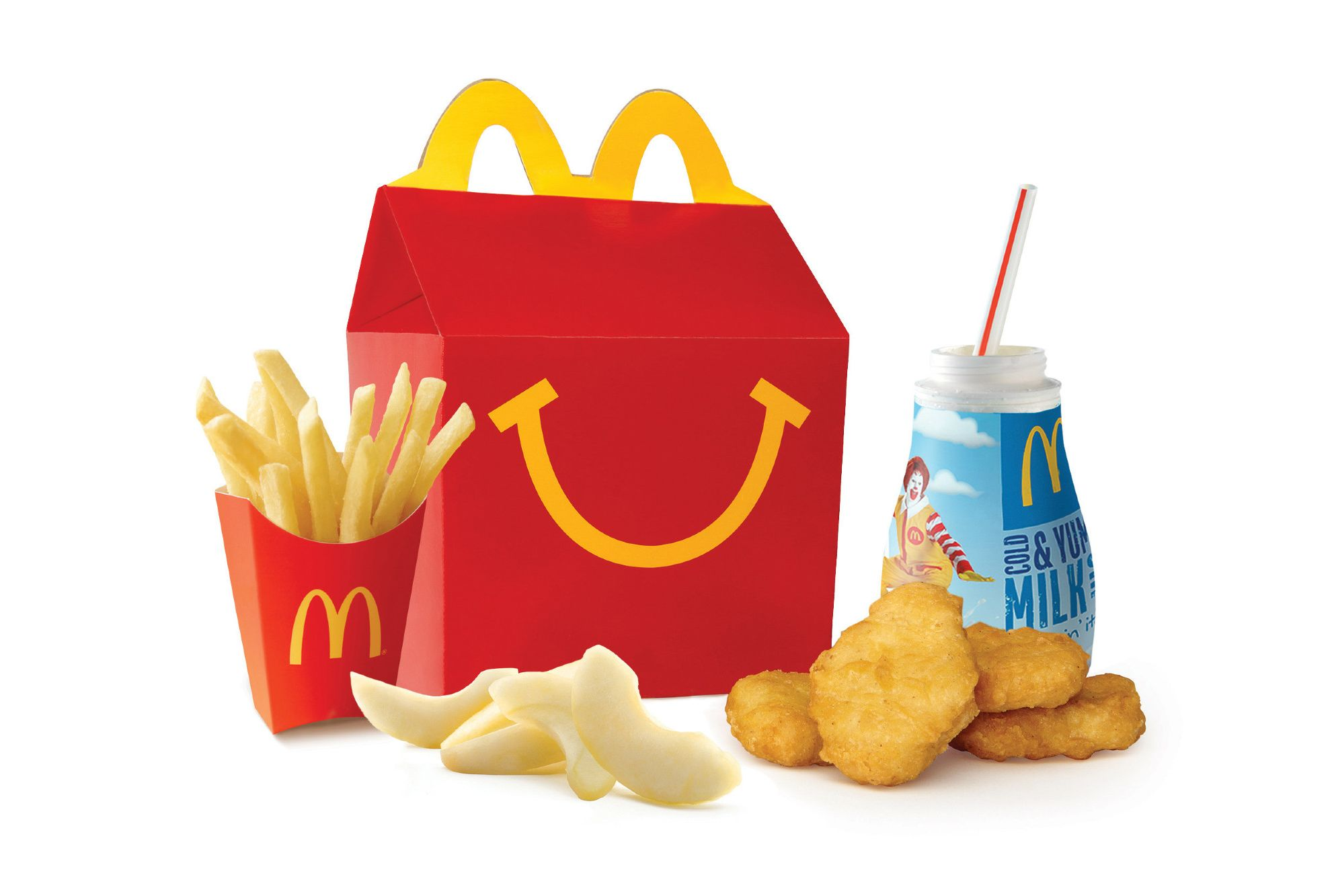 Happy Meal Product Bundle