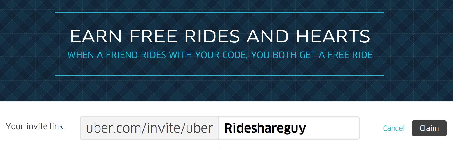 Voucherify promo codes for Uber program
