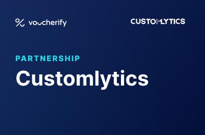 Voucherify Starts Partnership with Customlytics