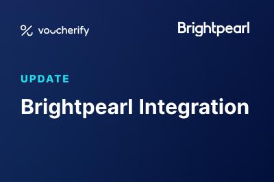Deliver Unique Experiences with Brightpearl and Voucherify
