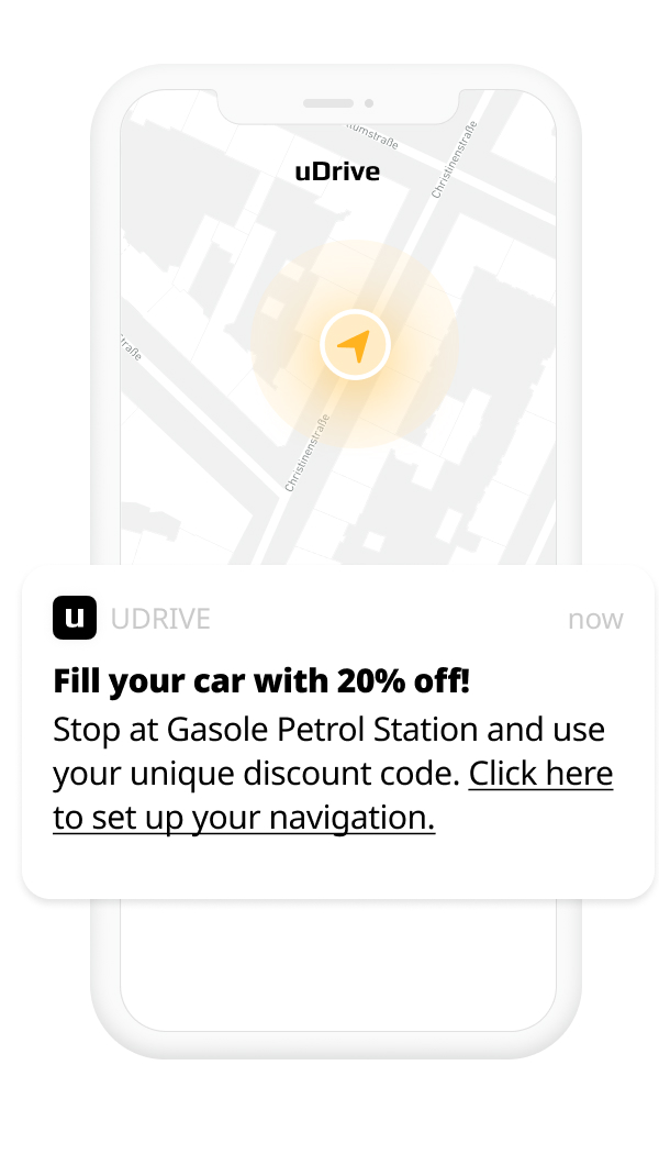 Geolocation Affiliate Coupon Campaign