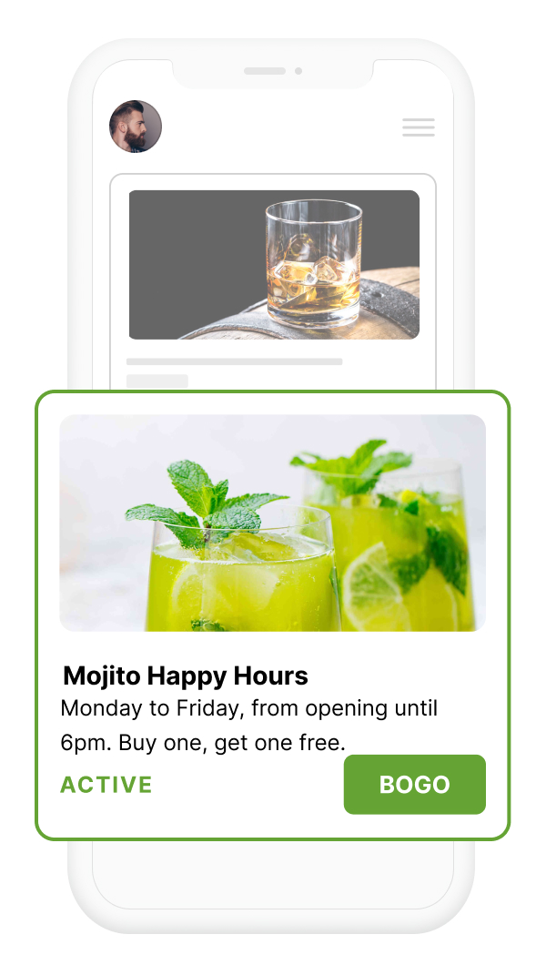 Happy Hours Cart Promotion