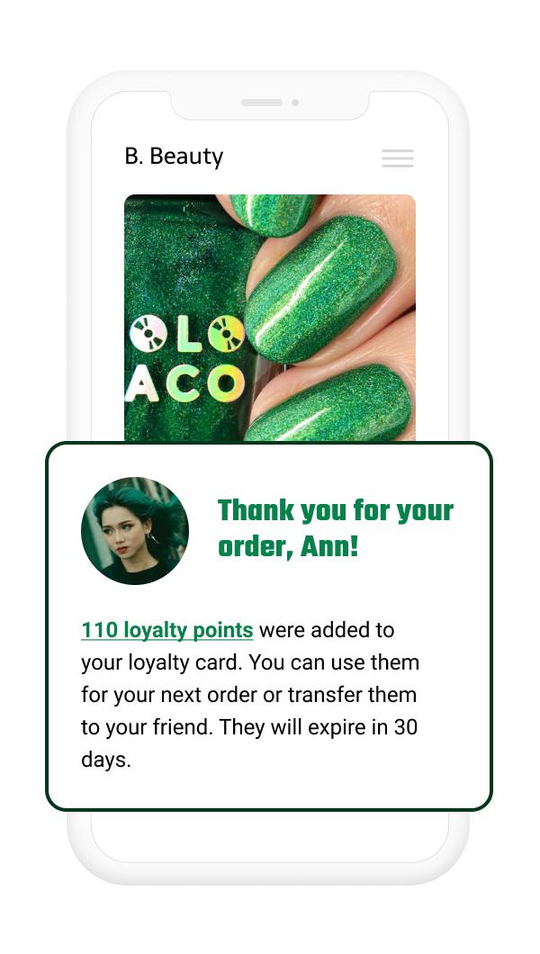 Loyalty Program with Transferable Rewards