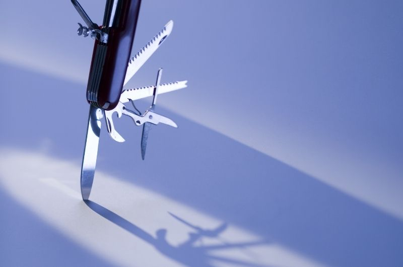 Node.js – The Developer's Swiss Army Knife