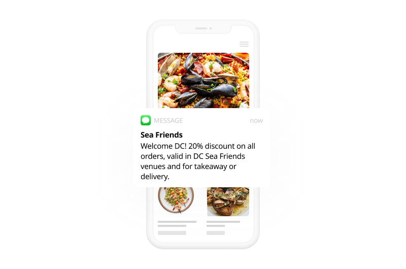 Location-based Coupon Campaign