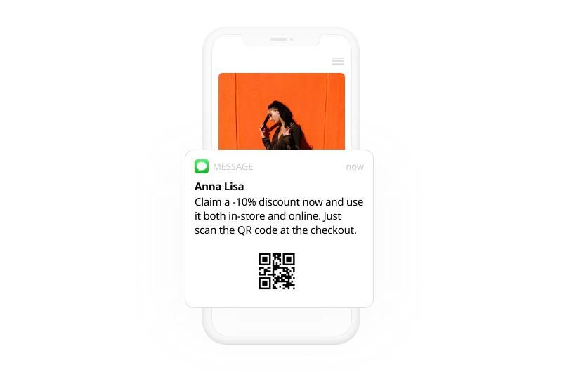 Online to Offline Discount Coupons