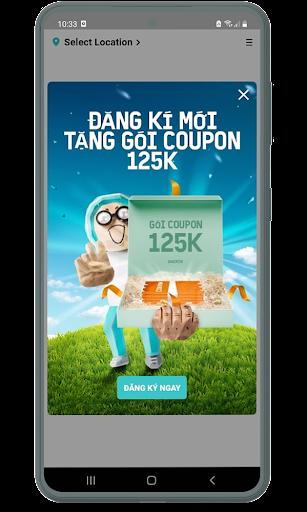 BAEMIN coupon code example