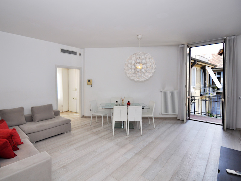 Elegante appartamento in Corso Vercelli