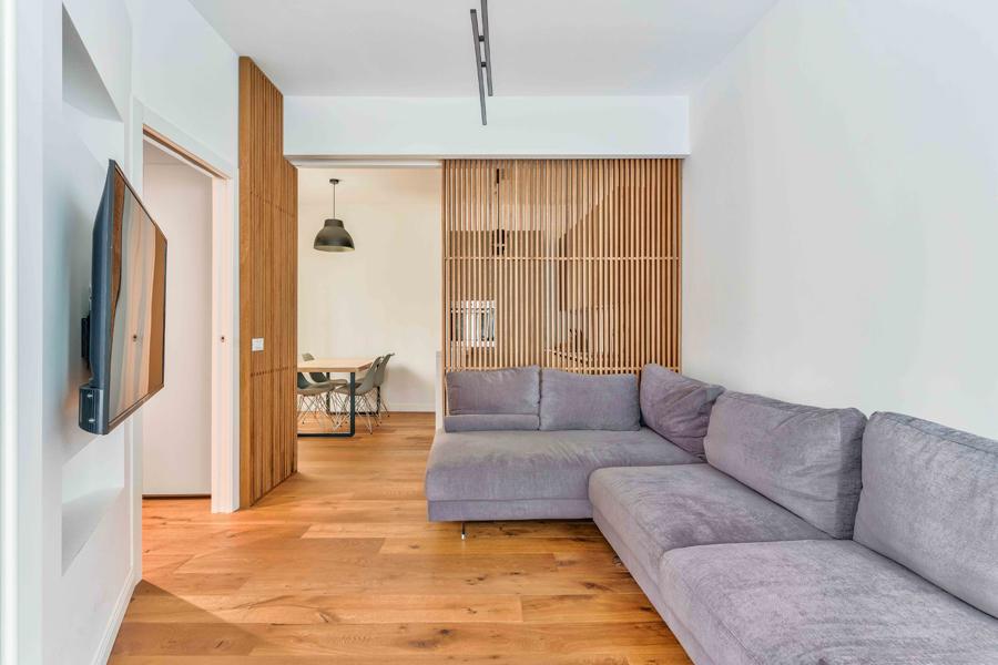 Casa indipendente su due livelli in Brera