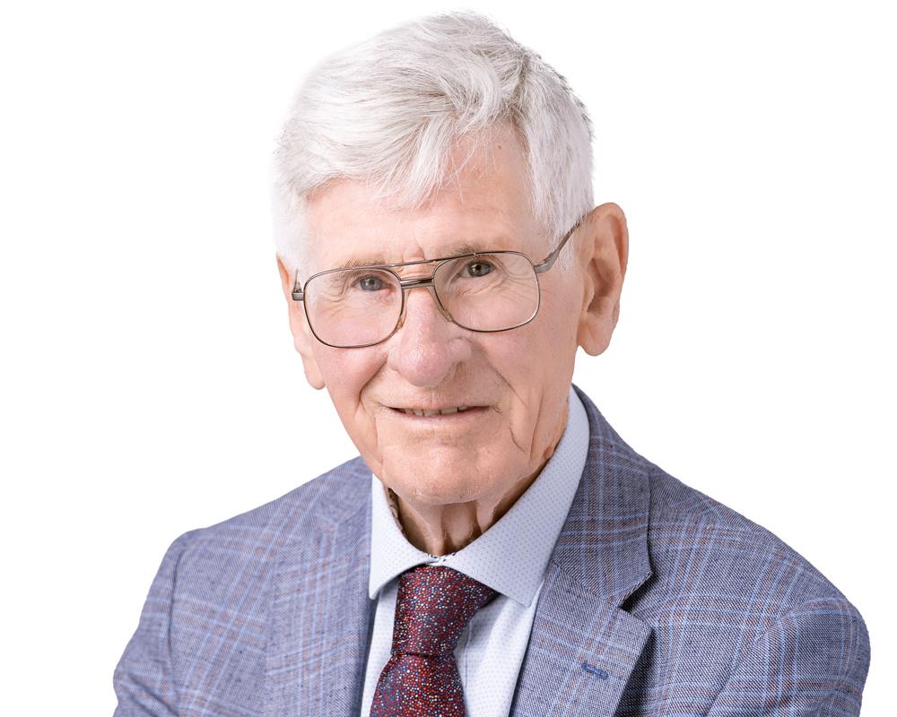 Prof. Robert Gavin.