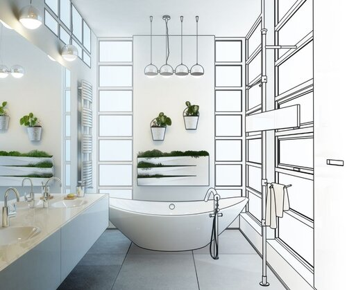 Revealing The Five Worst Mistake People Make When Renovating A Bathroom