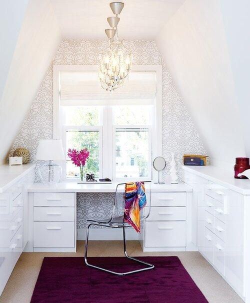 Attic Design Tips | MLR Design Interiors